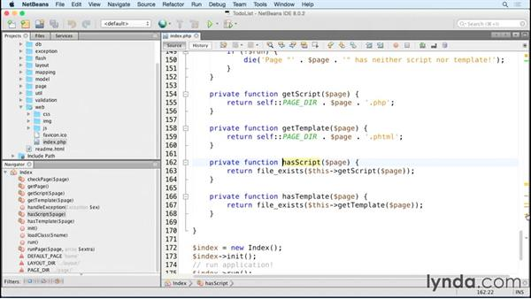writing a java program in netbeans php