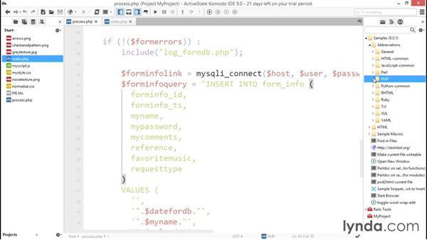 Employing Komodo IDE: Choosing a PHP Editor