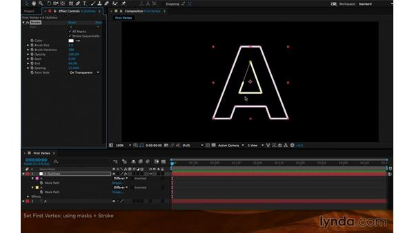 Set first vertex: After Effects Hidden Gems