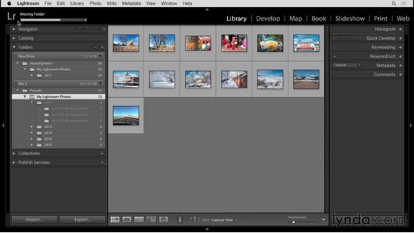 Moving your Lightroom photos to a new drive: Photo Tools Weekly (2015)