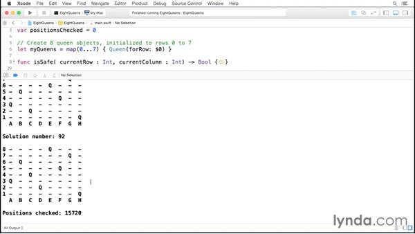 Solution Overview: Code Clinic: Swift