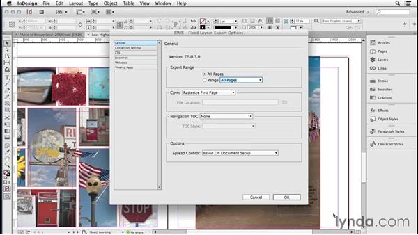 191 Deciding between reflowable and fixed-layout EPUB: InDesign Secrets