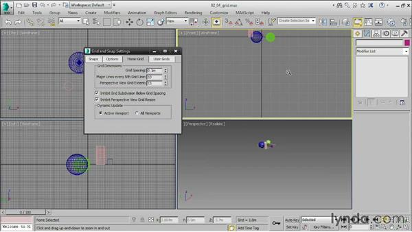 Navigating in viewports: 3ds Max 2016 Essential Training