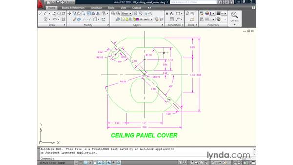 Setting the default model space color: AutoCAD 2009 New Features