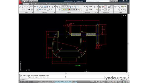 Understanding the Status bar: AutoCAD 2009 New Features