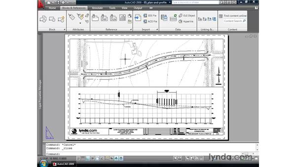 Sharing drawings with DWFx: AutoCAD 2009 New Features