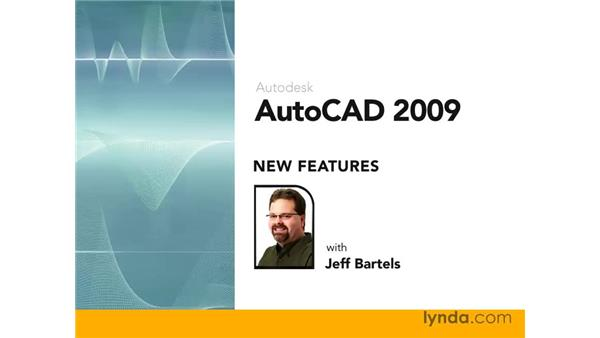 Goodbye: AutoCAD 2009 New Features