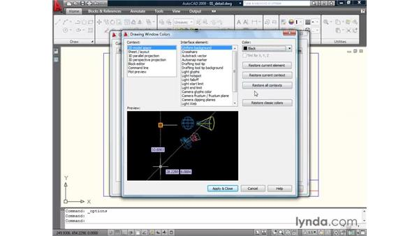 Customizing AutoCAD: AutoCAD 2009 Essential Training
