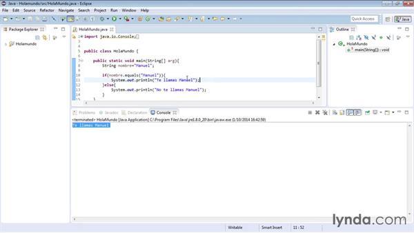 Estructuras Condicionales Anidadas En Java