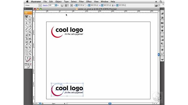 Choosing your tools: Designing a Logo