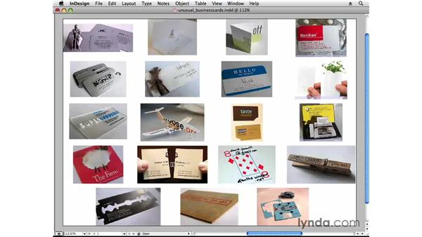 Sizing your business card: Designing a Business Card With Illustrator CS3
