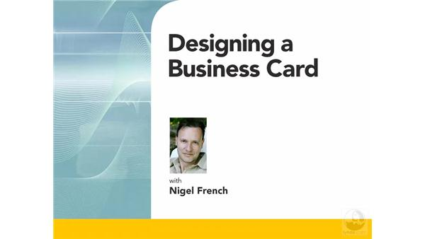 Goodbye: Designing a Business Card With Illustrator CS3