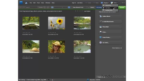 : Photoshop Elements 7 for Windows Essential Training