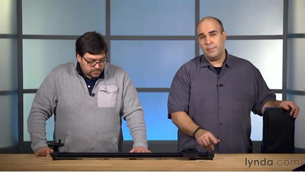 Choosing sliders and rails: Video Gear Weekly
