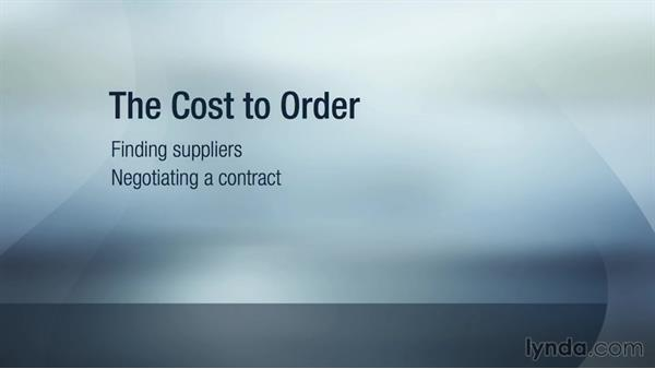 Holding costs or ordering costs?: Operations Management Fundamentals