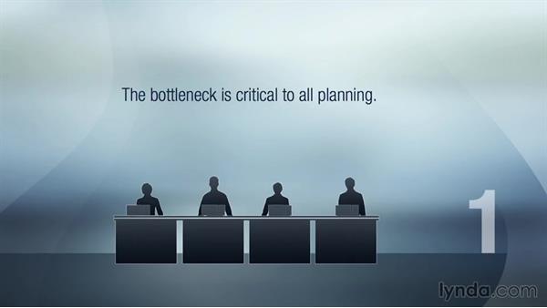 Identifying bottlenecks and constraints: Operations Management Fundamentals