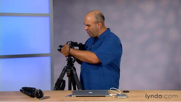 Essential equipment for shooting panoramic photos: Creating Panoramas with Lightroom