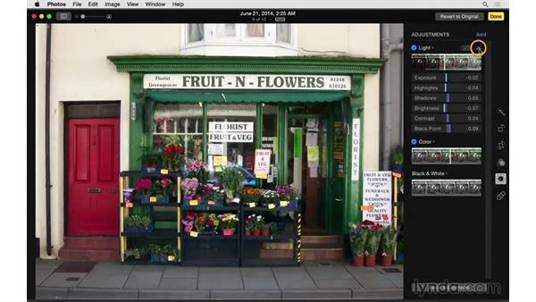 Welcome: Up and Running with Photos for OS X