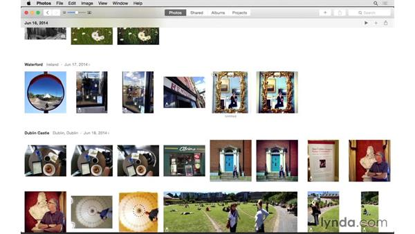 Exploring Photos icons: Up and Running with Photos for OS X