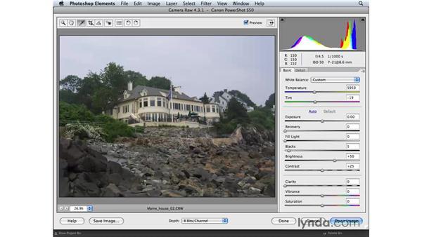 : Photoshop Elements 6 for Mac Essential Training