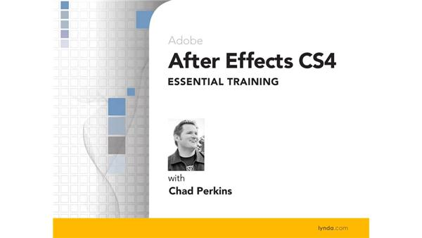 Goodbye: After Effects CS4 Essential Training