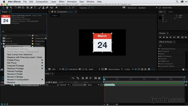 Putting it all together: After Effects Guru: Keyframe Assistants