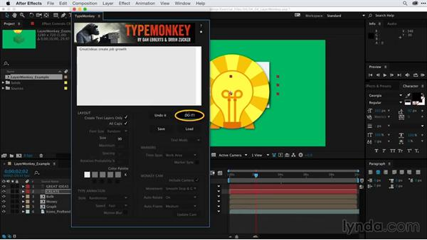 Building custom animations with LayerMonkey: After Effects Guru: Keyframe Assistants