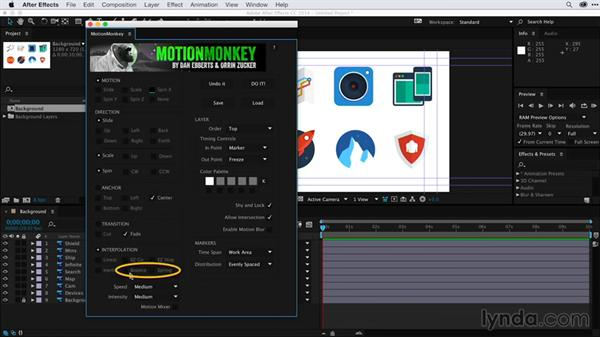 Building animation with MotionMonkey: After Effects Guru: Keyframe Assistants