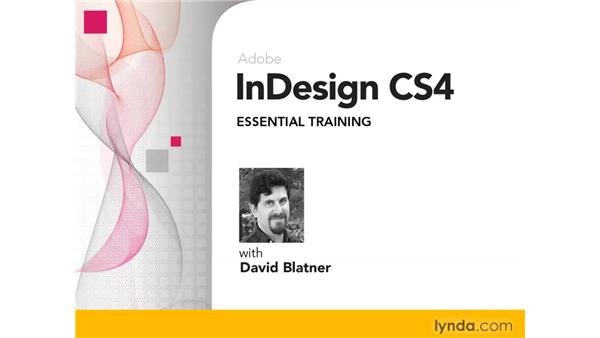 Goodbye: InDesign CS4 Essential Training