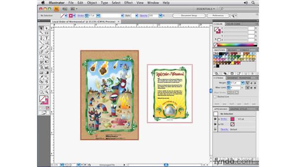 Why use Illustrator?: Illustrator CS4 Essential Training