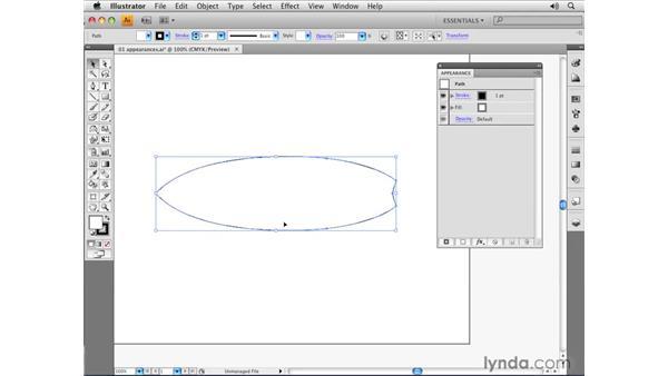 Applying Live Effects: Illustrator CS4 Essential Training