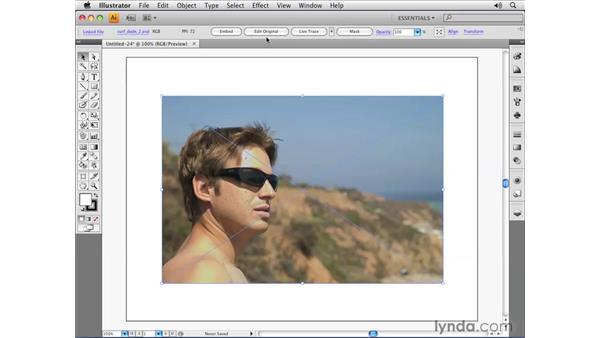 The Edit Original workflow: Illustrator CS4 Essential Training