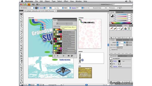 Kuler: Illustrator CS4 New Features