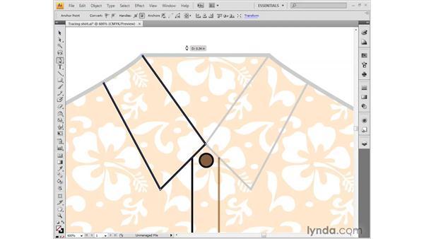 Pen tool basics: Illustrator CS4 Getting Started