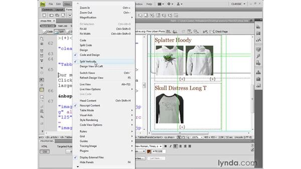 Understanding related files: Dreamweaver CS4 New Features