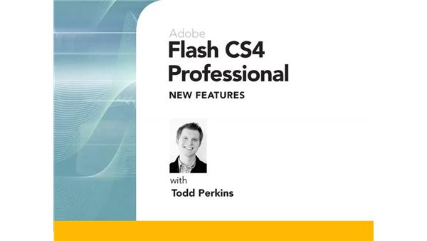 Goodbye: Flash CS4 Professional New Features