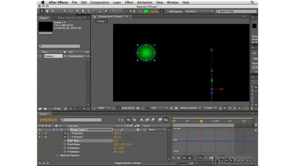 Seperate Dimensions: After Effects CS4 New Features