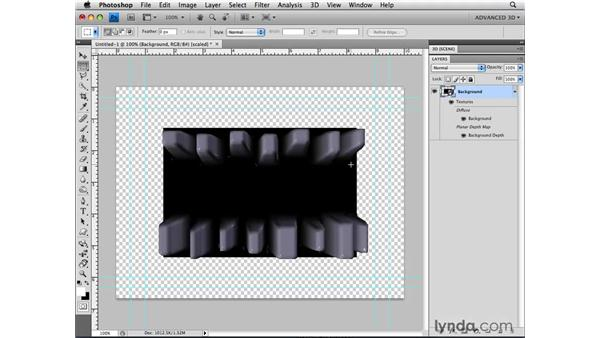 3D layers from Photoshop!: After Effects CS4 New Features