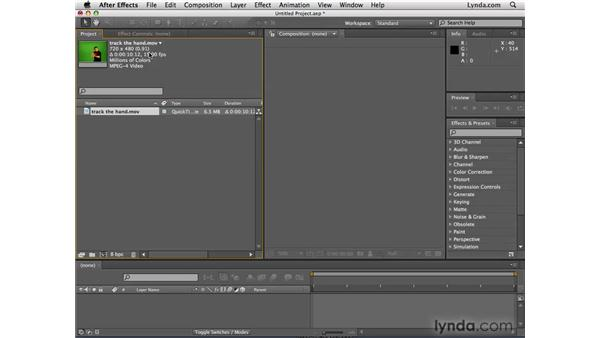 Improved pixel aspect ratio: After Effects CS4 New Features