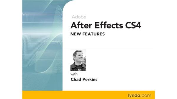 Goodbye: After Effects CS4 New Features