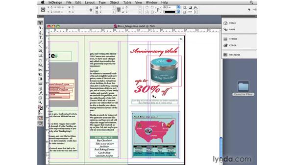 Getting familiar with the new interface: InDesign CS4 New Features