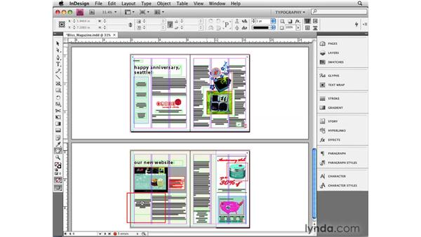 Navigating with Power Zoom, Speed Scroll, and gestures: InDesign CS4 New Features