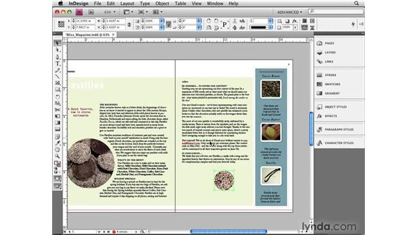 Using Smart Guides to align objects: InDesign CS4 New Features