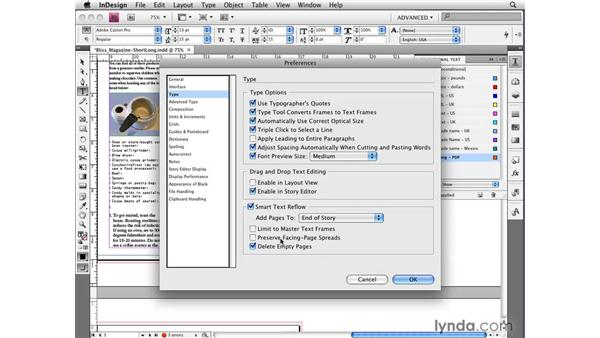 Combining conditional text with Smart Text Reflow: InDesign CS4 New Features