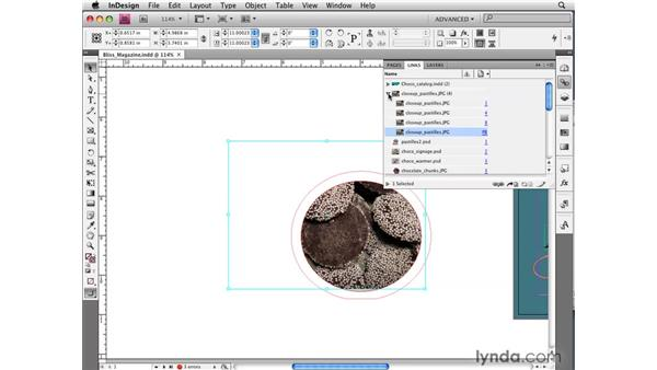 Discovering the new features in the Links panel: InDesign CS4 New Features