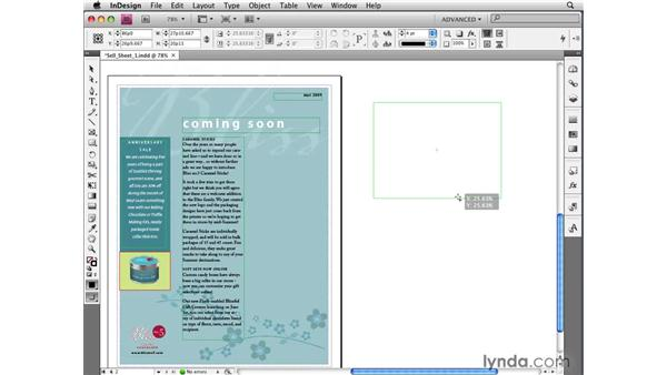 Using Auto-Fit to place images: InDesign CS4 New Features