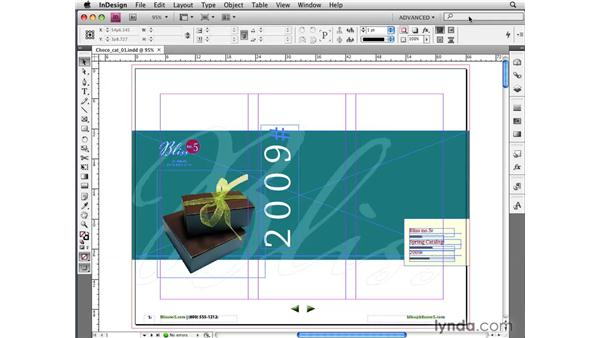 Finding support in the InDesign community: InDesign CS4 New Features