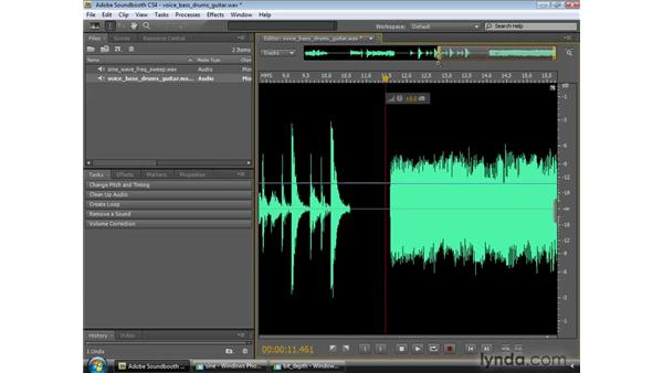 What is digital audio?: Soundbooth CS4 Essential Training