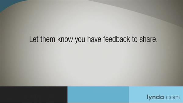 Giving constructive criticism: Communication Tips