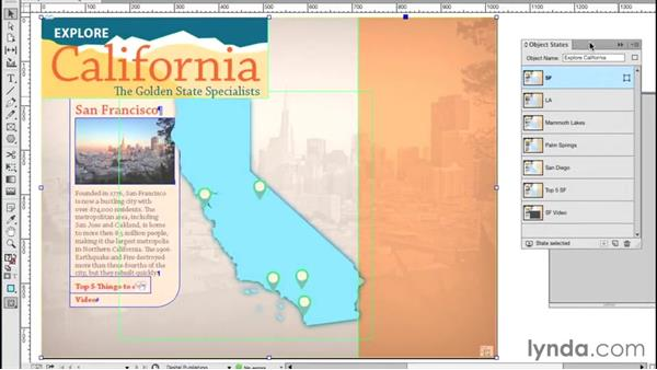Welcome: Developing Multistate Objects in InDesign